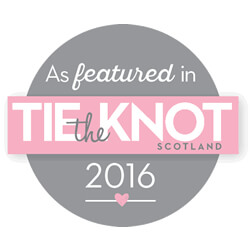 As Featured on Tie The Knot